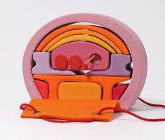 Casetta rosa Grimm's 10880