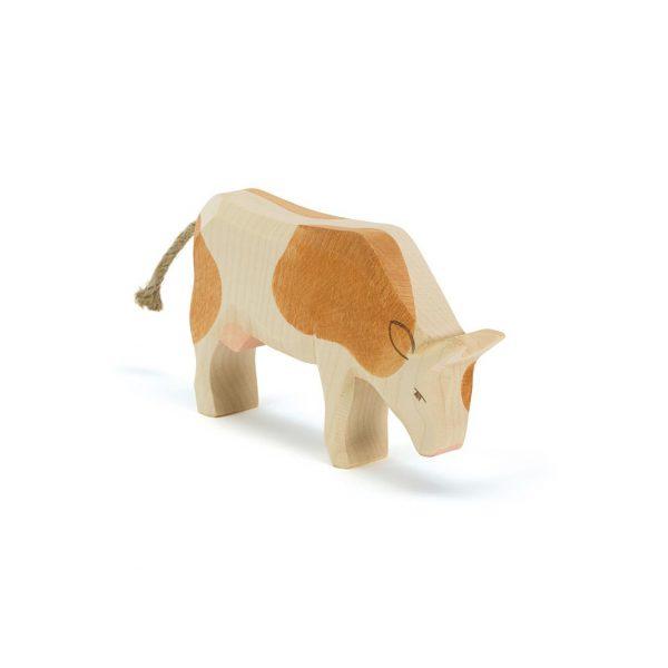 Mucca che mangia Ostheimer 11023