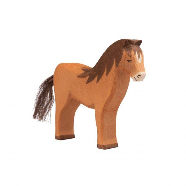 Cavallo marrone Ostheimer 11112
