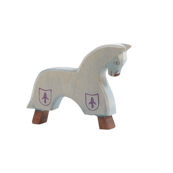 Cavallo per cavaliere del giglio Ostheimer 2758