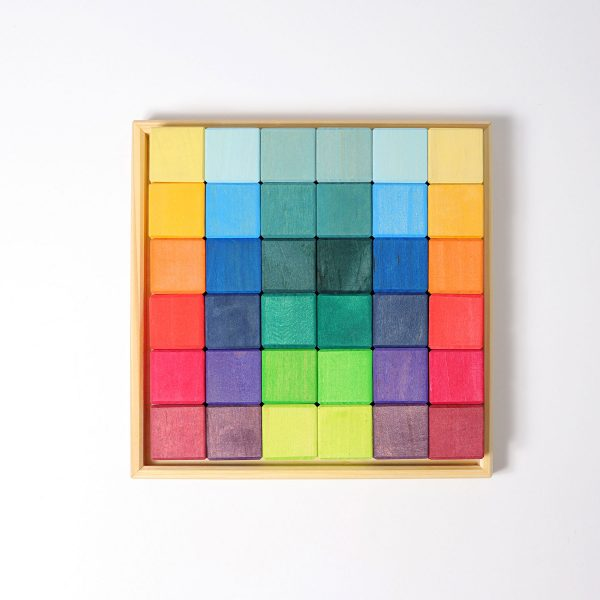 Cubo arcobaleno Grimm's 43110