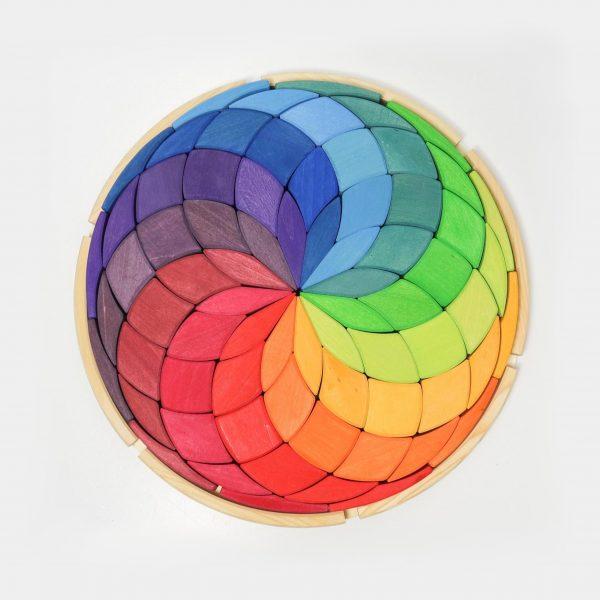 Spirale arcobaleno Grimm's