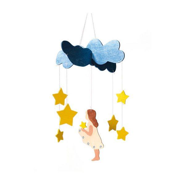 Mobil pioggia di stelle Ostheimer 5520056