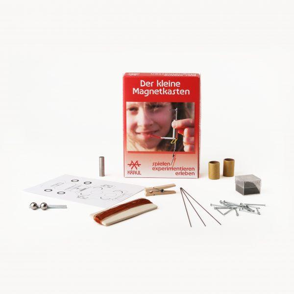 Esperimenti con i magneti Kraul