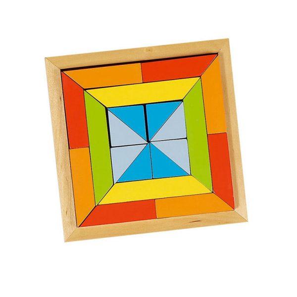 Geo puzzle Goki
