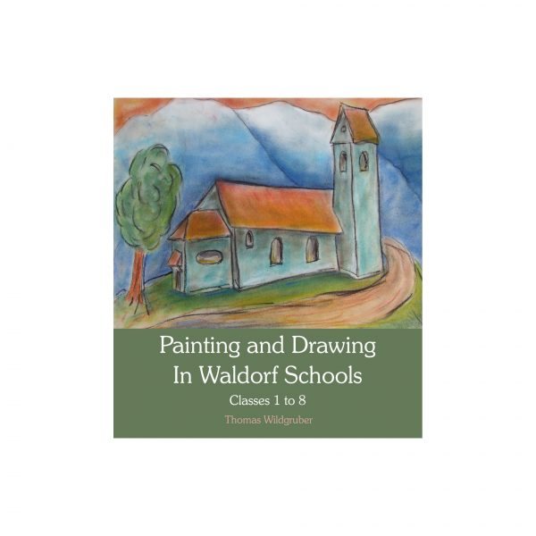 Painting and drawing in waldorf school