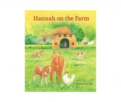 hanna on the farm
