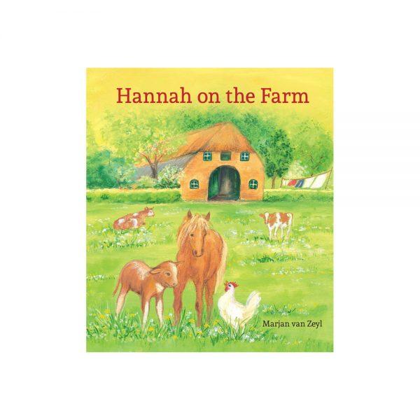 hanna on the farm