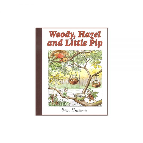 woody hazel and little pip
