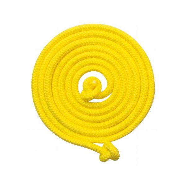 Corda salto gialla Goki