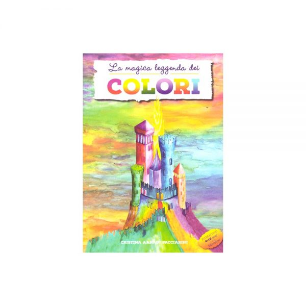 la magica leggenda dei colori