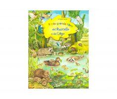 Il mio grande libro ruscello e lago