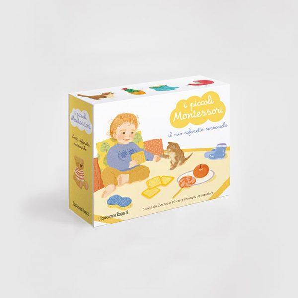 Il mio cofanetto sensoriale Montessori
