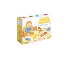 I piccoli Montessori il mio cofanetto sensoriale