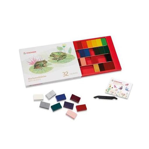 mattoncini stockmar 32 colori
