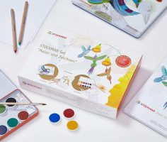 Painting and Drawing set Stockmar 85077101