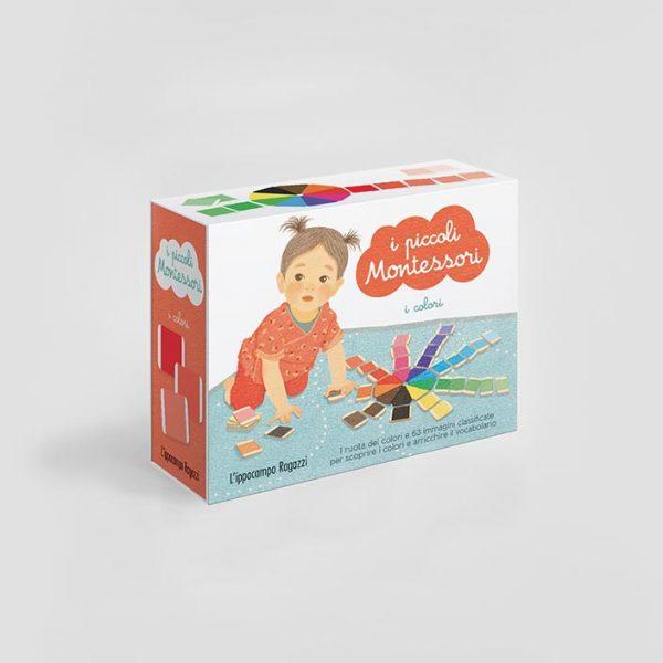 Il mio cofanetto dei colori Montessori
