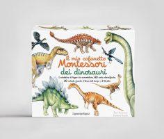Il mio cofanetto Montessori dei dinosauri