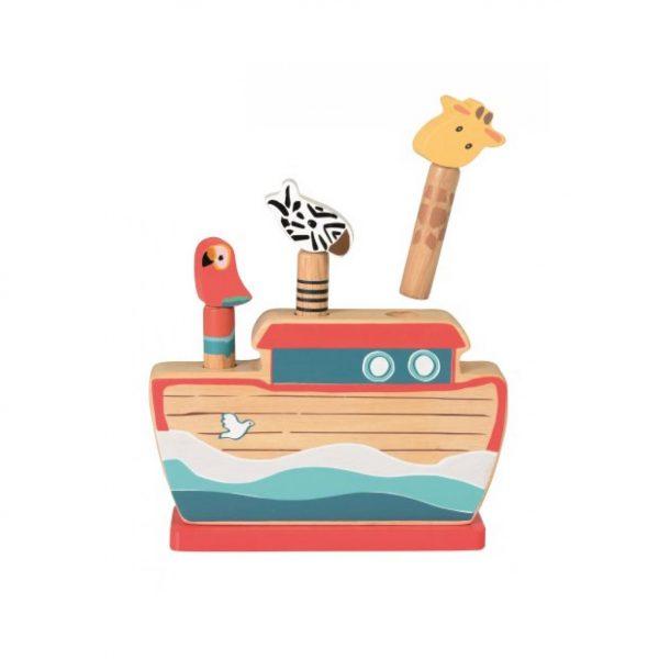 Salta su arca di Noè Egmont
