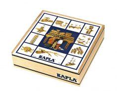 Cassetta 100 pezzi Kapla