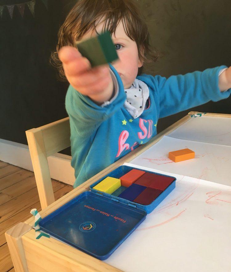 Gioco in base all'età - 3 anni