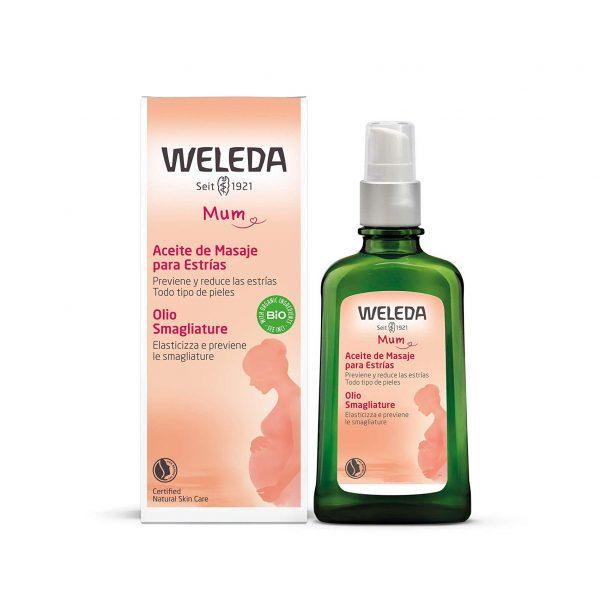 Olio smagliature Weleda