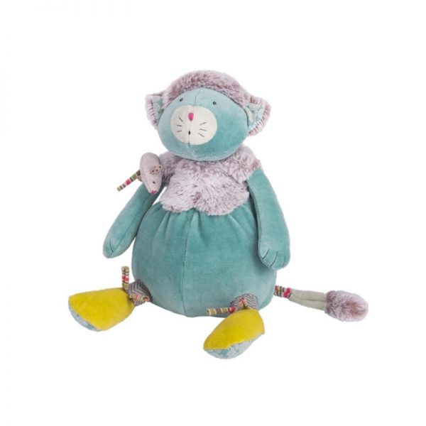 Peluche gattino Moulin Roty