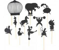 Ombre della sera circo Moulin Roty