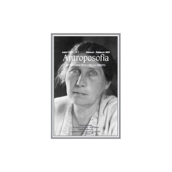 Rivista Antroposofia nr 1 - anno 2020