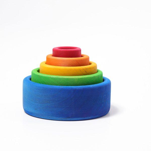Ciotole blu Grimm's 10350