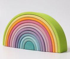 Arco dei colori pastello Grimm's 10673