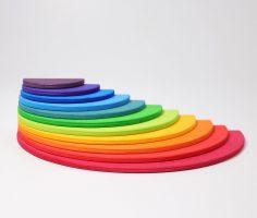 Semicerchi arcobaleno Grimm's 10675