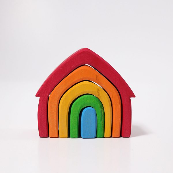 Casetta arcobaleno Grimm's 10860