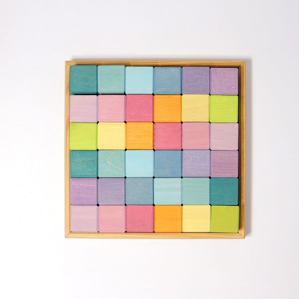 Cubo pastello Grimm's 43111