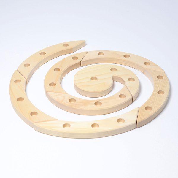 Spirale compleanno naturale Grimm's 03200
