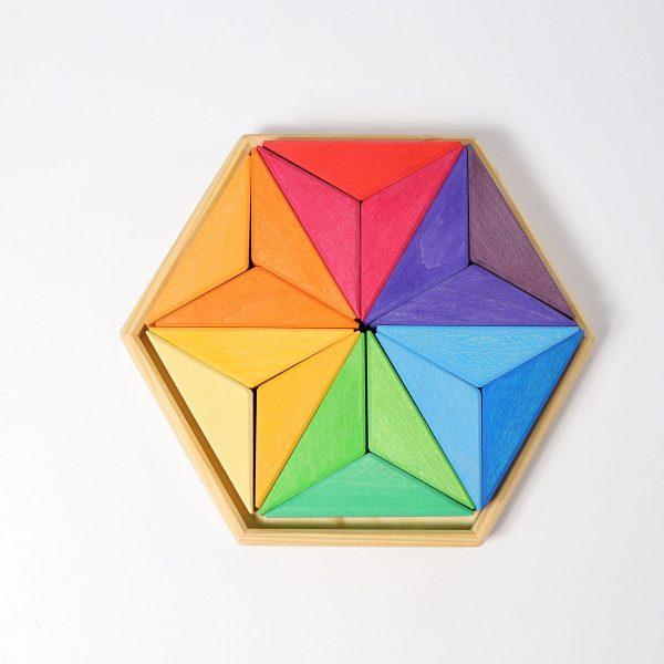 Stella arcobaleno Grimm's 43232