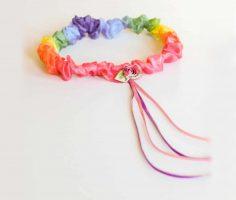 Ghirlanda arcobaleno Sarah's Silks