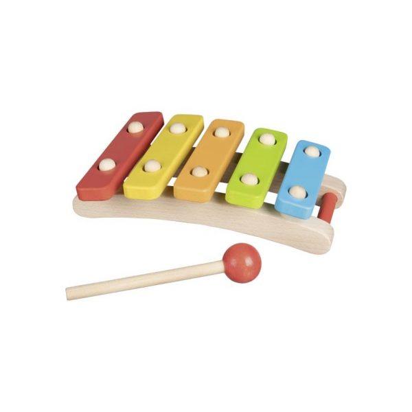 Xilofono 5 toni Goki 61968