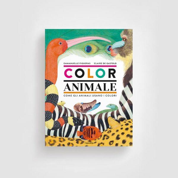 color animale