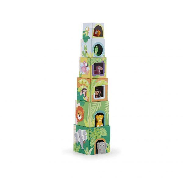 Cubi impilabili Savana Sevi 88008