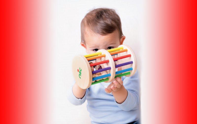 Scegliere un gioco in base all'età: da 1 a 3 anni