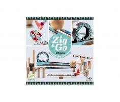 Zig & Go - 28 pezzi Djeco