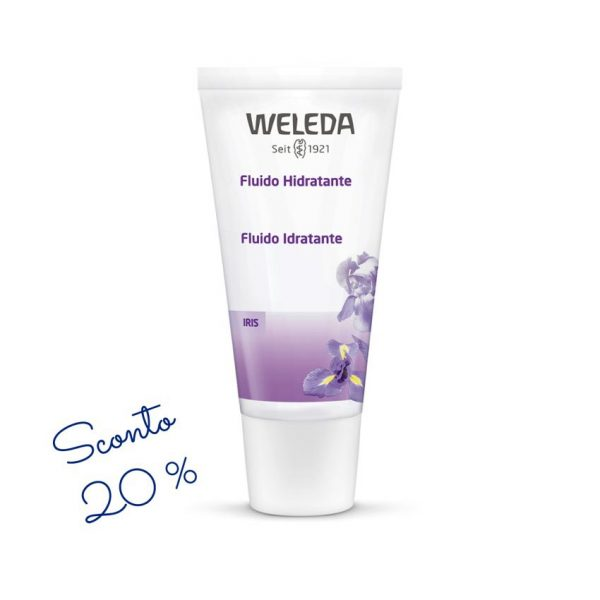 Iris Fluido idratante Weleda