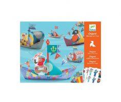 Origami barchette Djeco