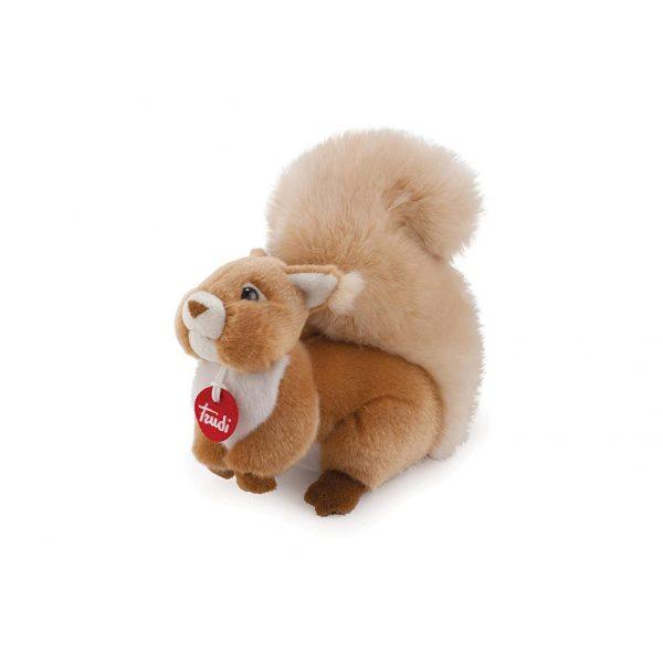 Peluche scoiattolo Ginger Trudi