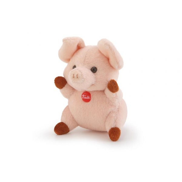 Peluche Maiale Trudi Sweet Collection