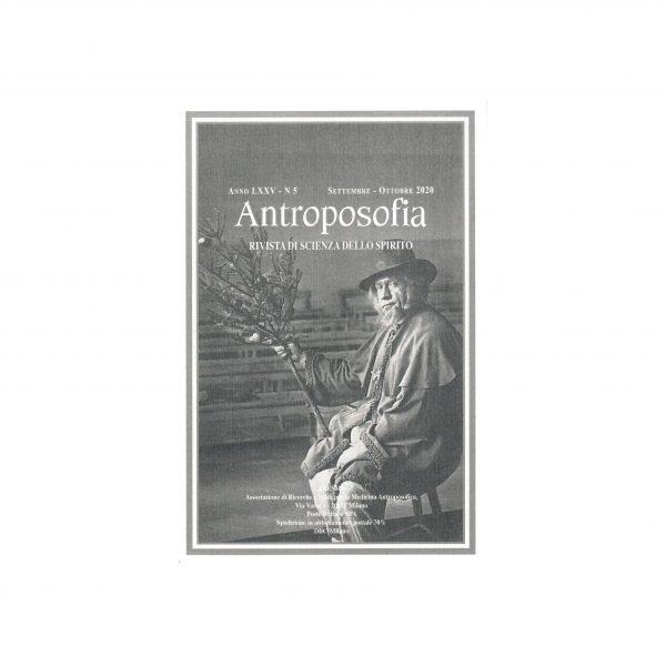 Rivista antroposofia nr 5 - anno 2020