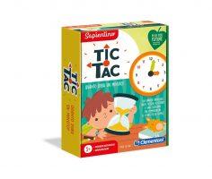 Tic Tac quanto dura un minuto?