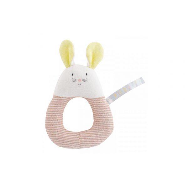 Anello sonaglio coniglietto Moulin Roty