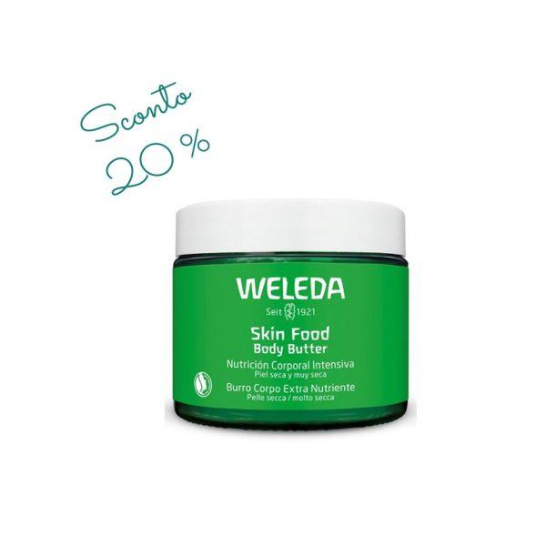 Skin Food Burro corpo Weleda